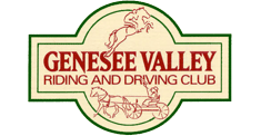 Logo for the Genesee Valley Riding and Driving Club
